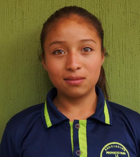 María Rivera:  Es muy amorosa y sensible con las necesidades de sus compañeros, es creativa y coqueta.