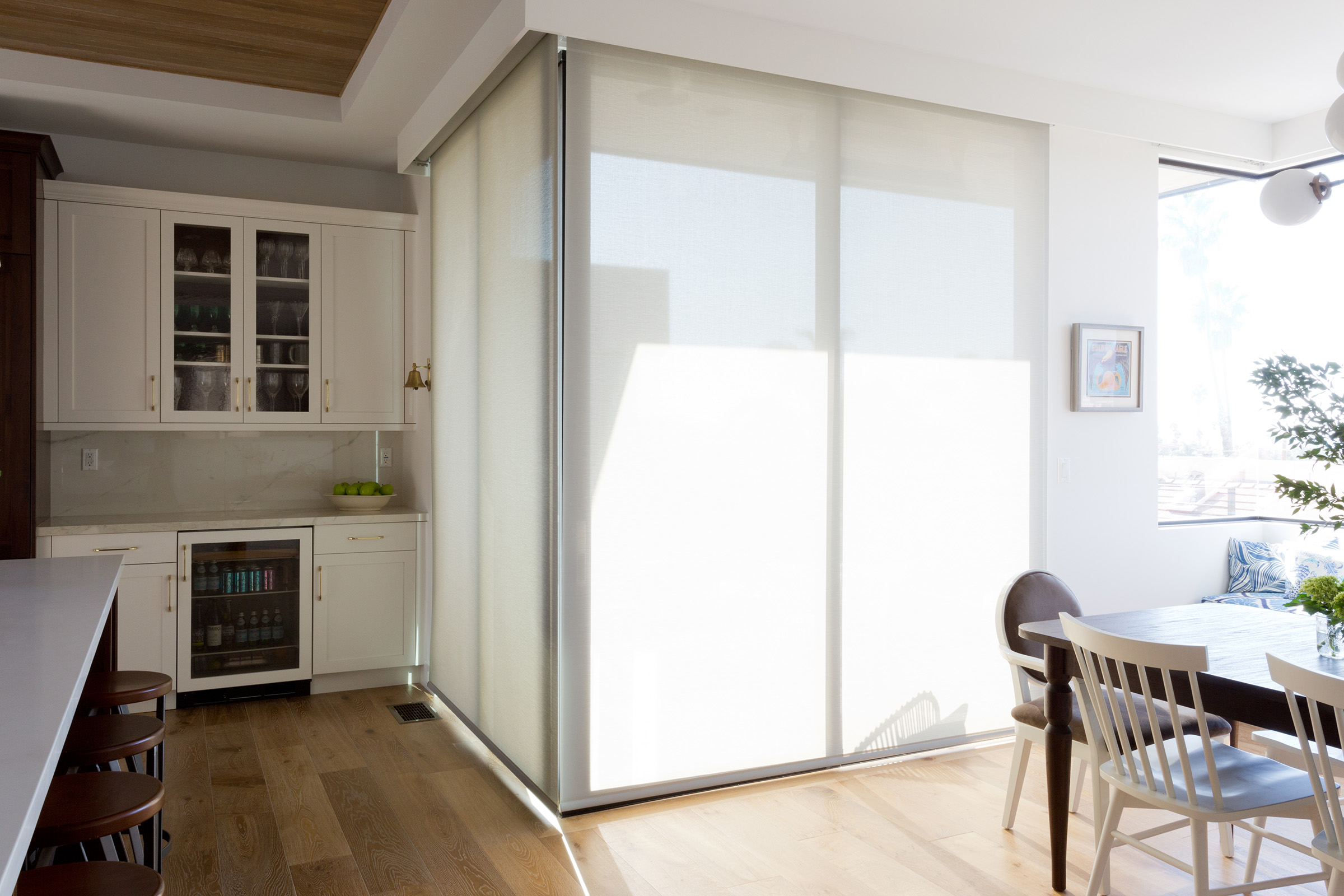 Crestron Automatic Shades
