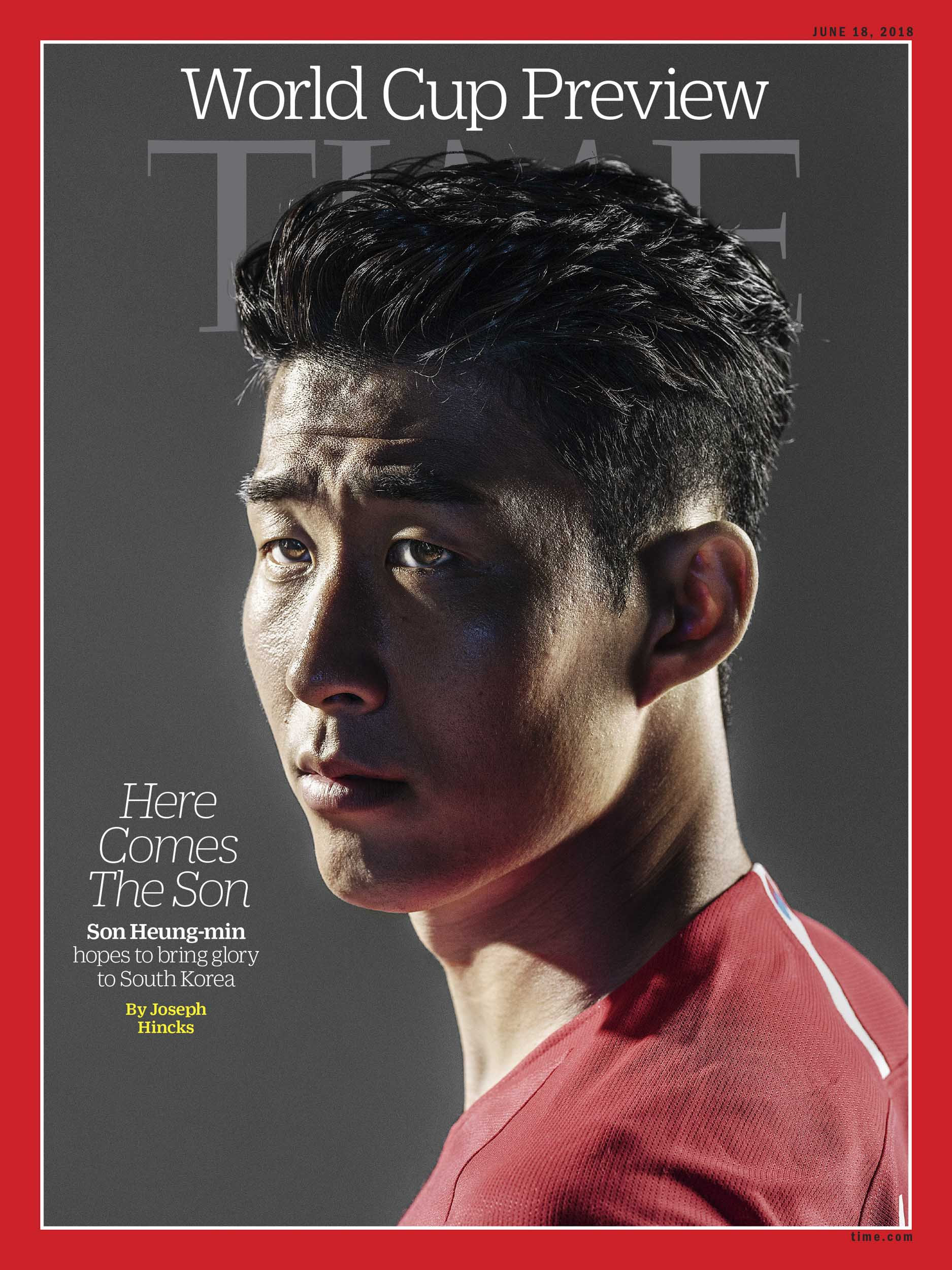 'Here Comes The Sun' for  Time Magazine , 2018.