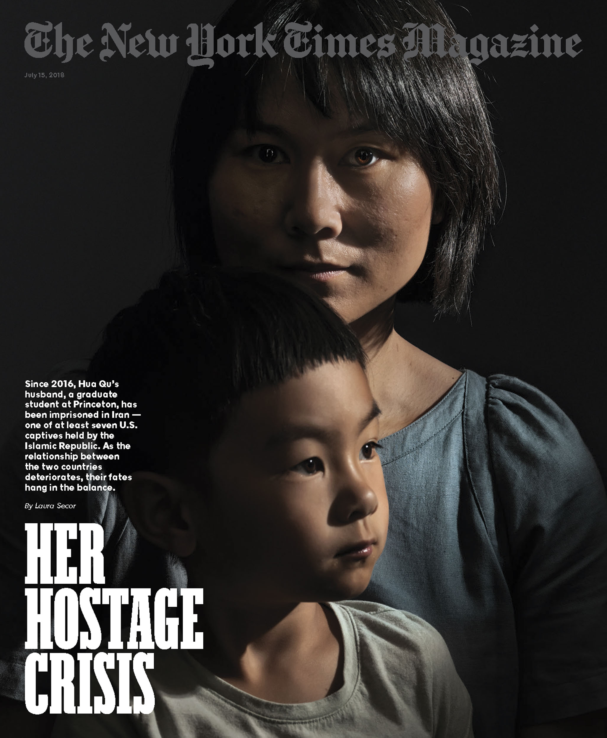 'Her Hostage Crisis' for  The New York Times Magazine , 2018