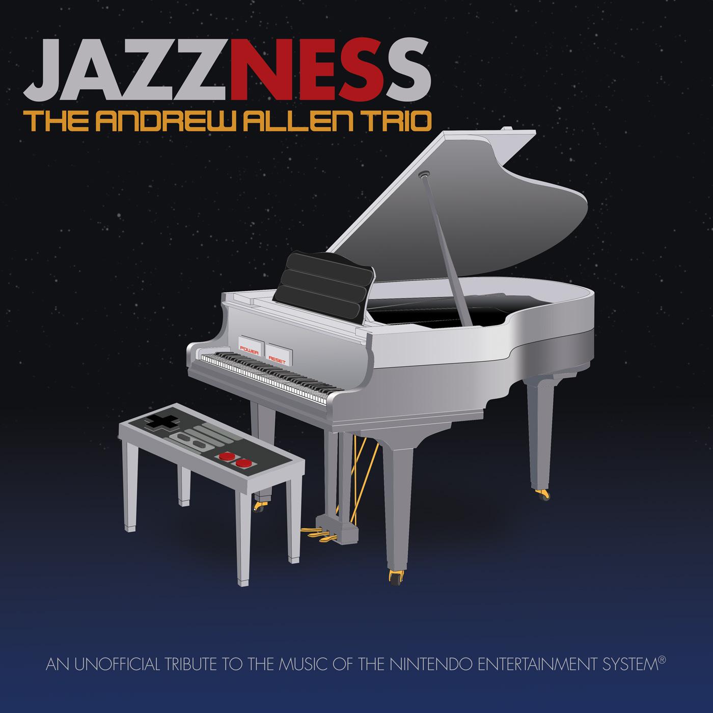 JazzNESs: A NES Classic Jazz Tribute (2016)
