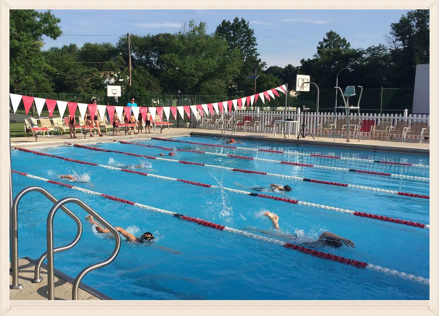 Membership  Membership at Woodcrest Swim Club is open to anyone!