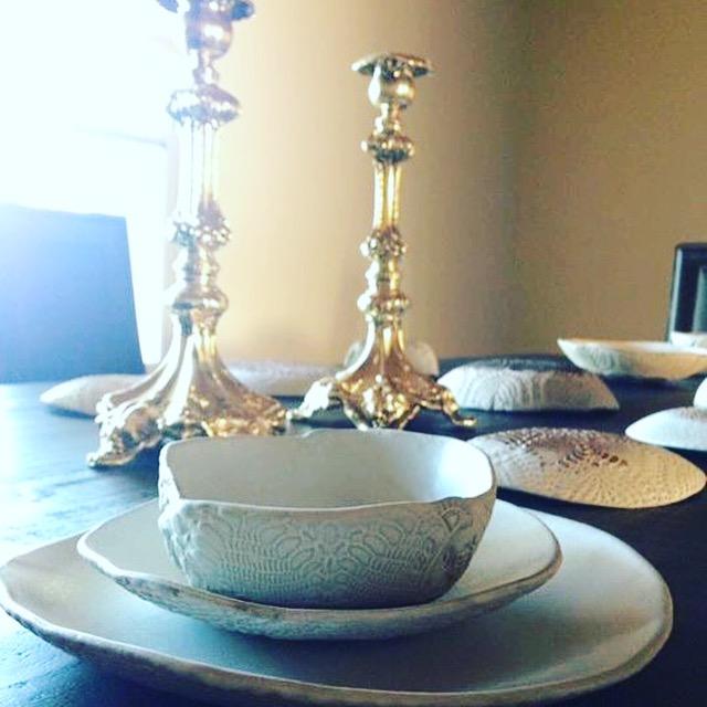 Shabbat Plates