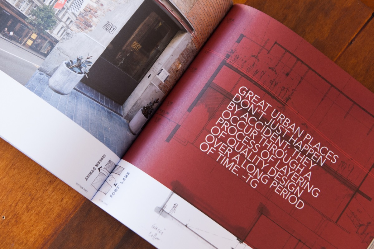 Inter-View Corporate Publication for Auckland Council