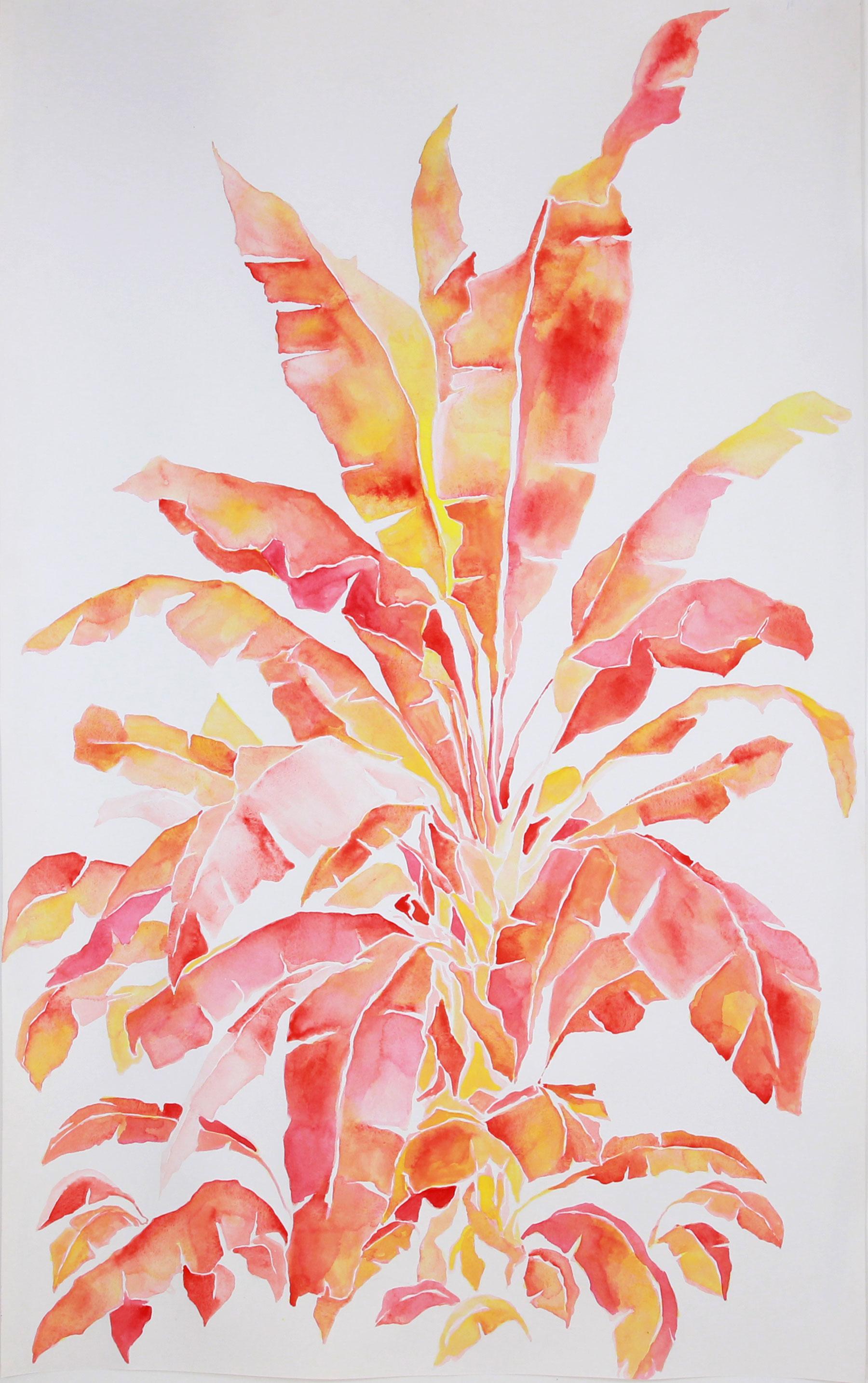 untitled (musa in saffron)
