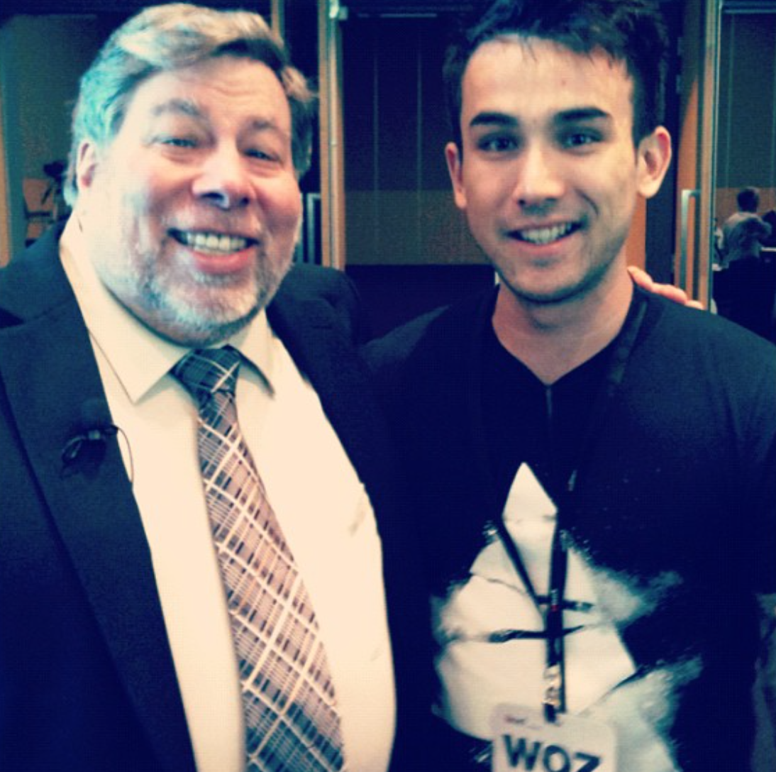 Steve Wozniak, Cofounder of Apple