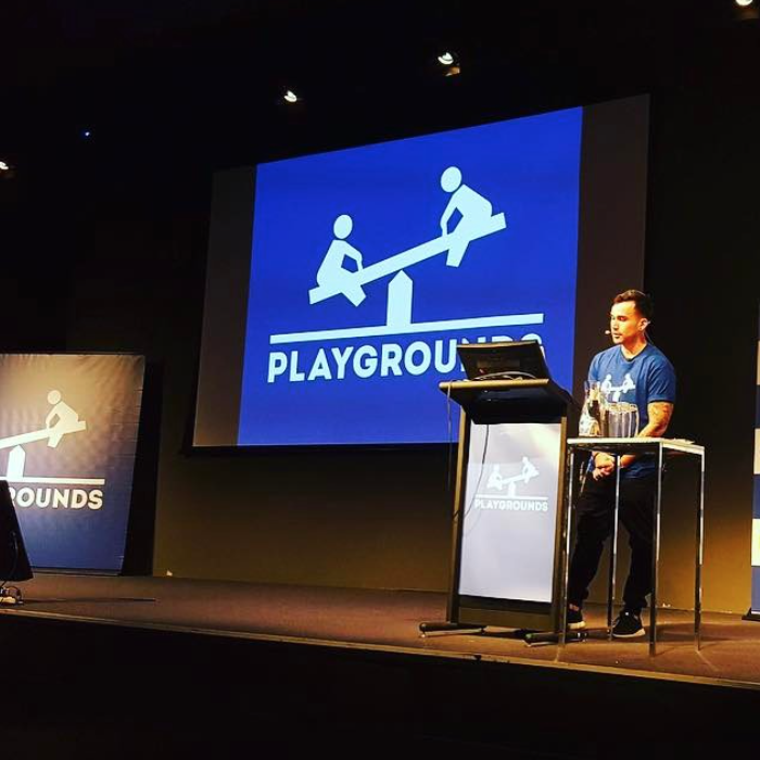 Playgrounds Conference Opening Address