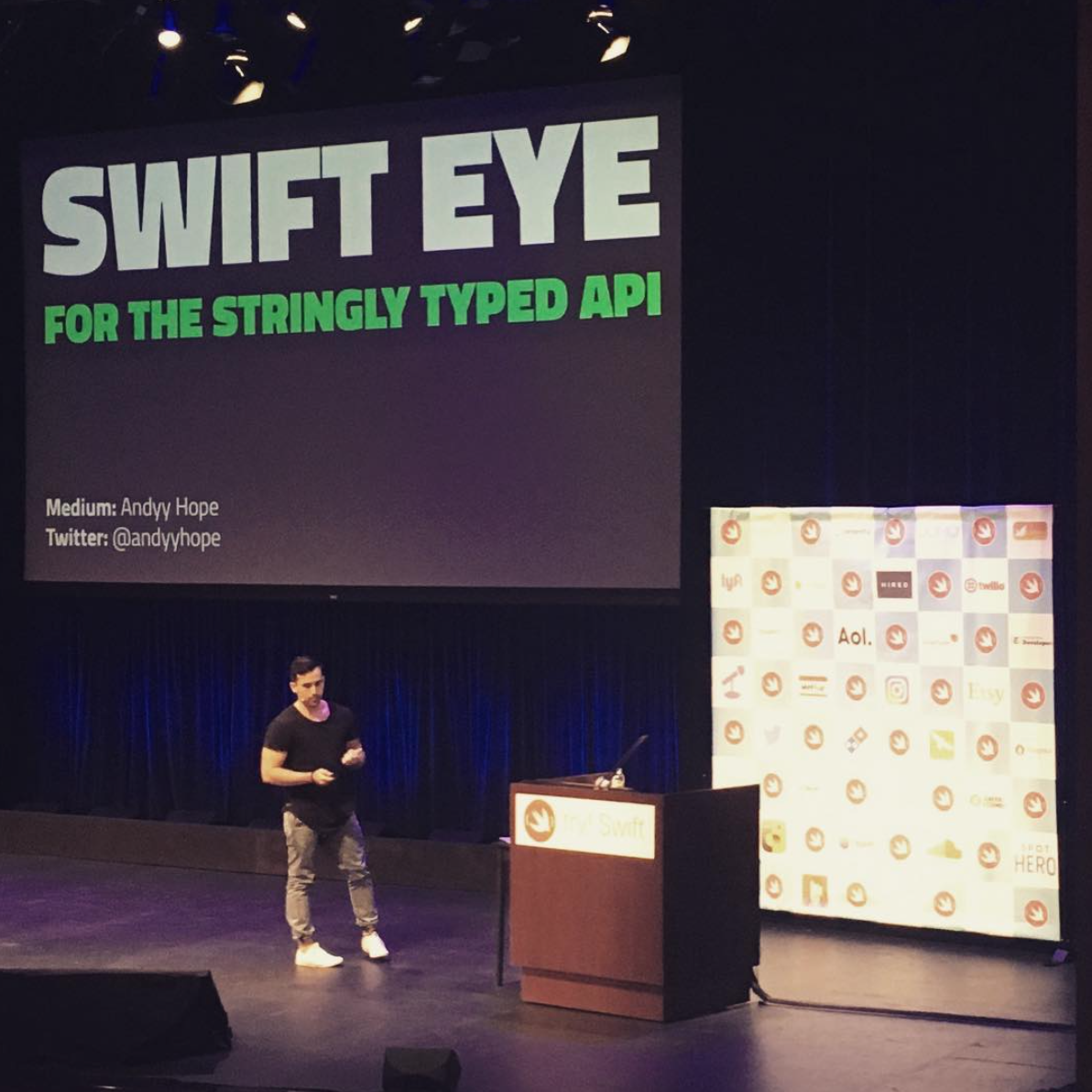 try! Swift 2016 (NYC)