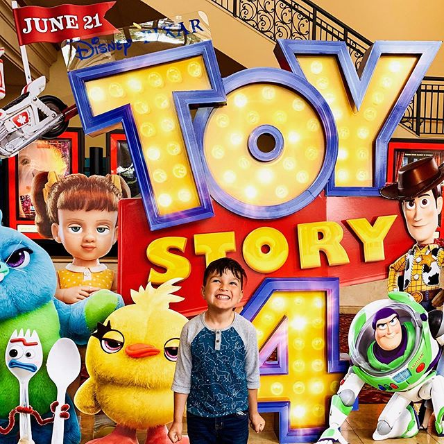 LOVE #toystory4