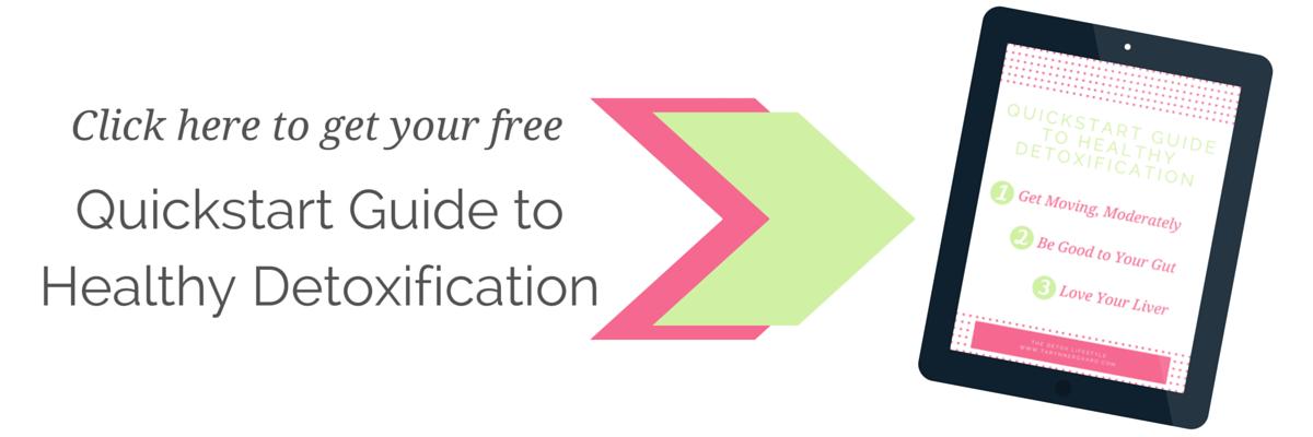 quickstart guide to detox banner
