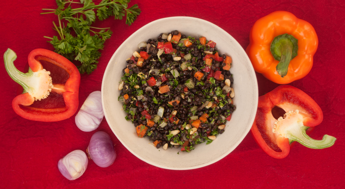 Quinoa, peppers, coriander salad.jpg