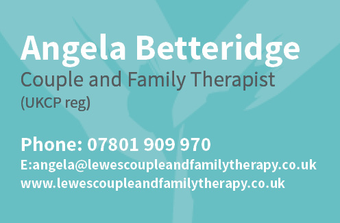 Copy of Business card for Pyschotherapist