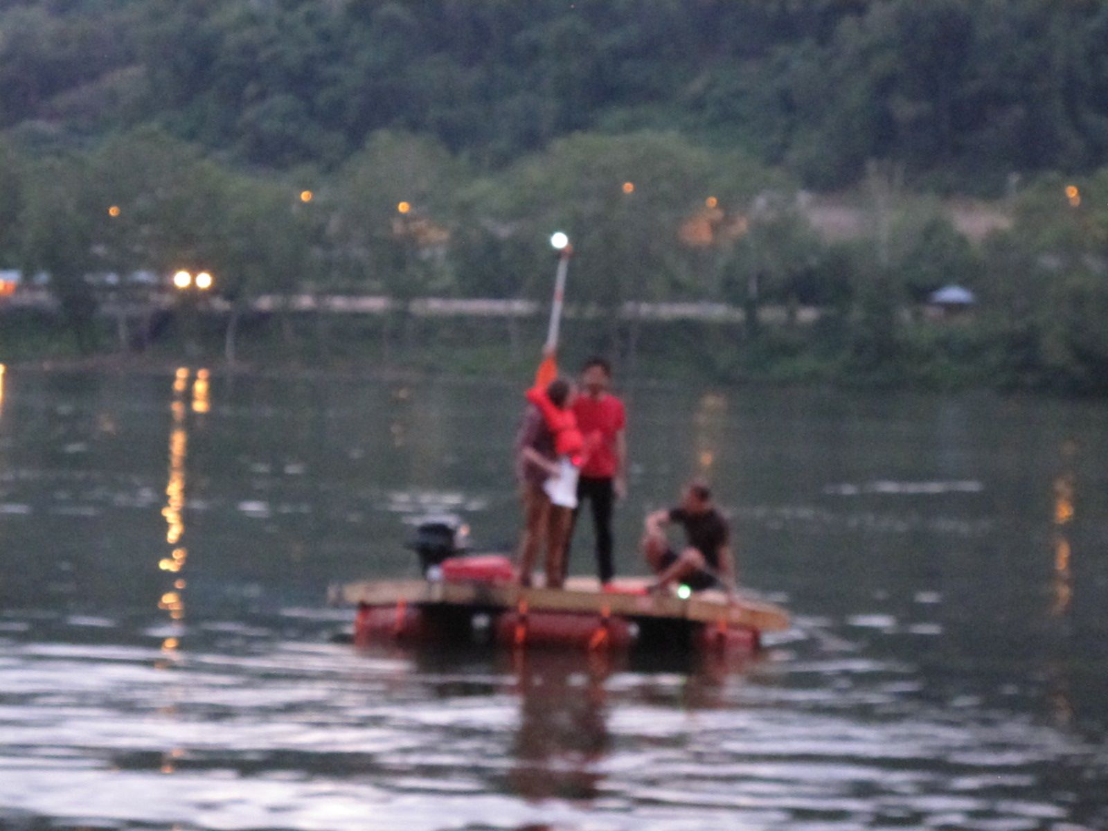 Ed Steck delivering A Hydrological Survey of an Ephemeral River