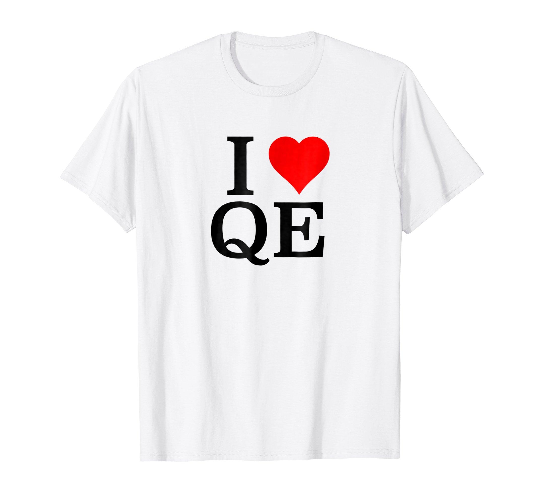 I Heart QE T-Shirt