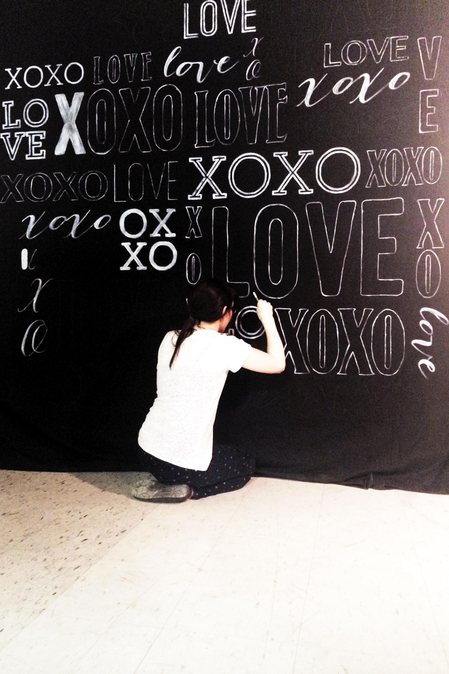 BSaz Hand Painting Backdrop