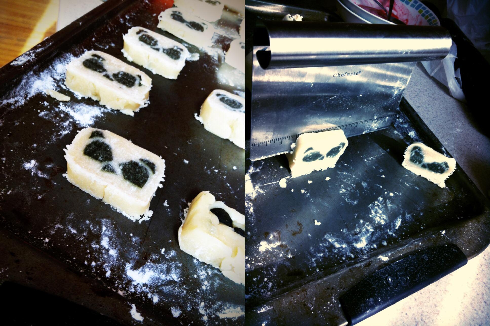 Bsaz Creates   Homemade Panda Cookie Dough