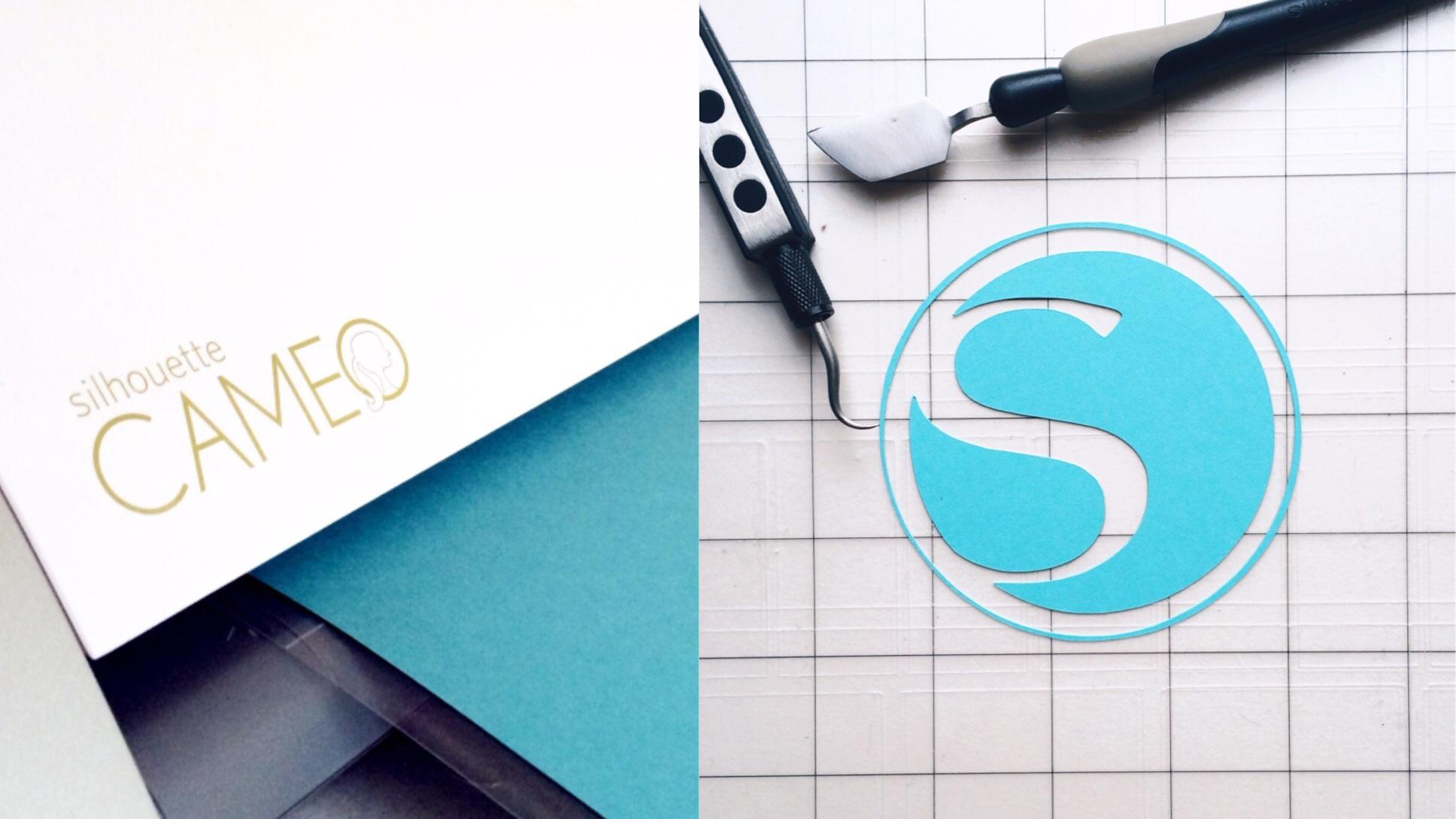 BSAZ CREATES | SILHOUETTE DESIGN TEAM ANNOUNCEMENT | LOGO DIECUT