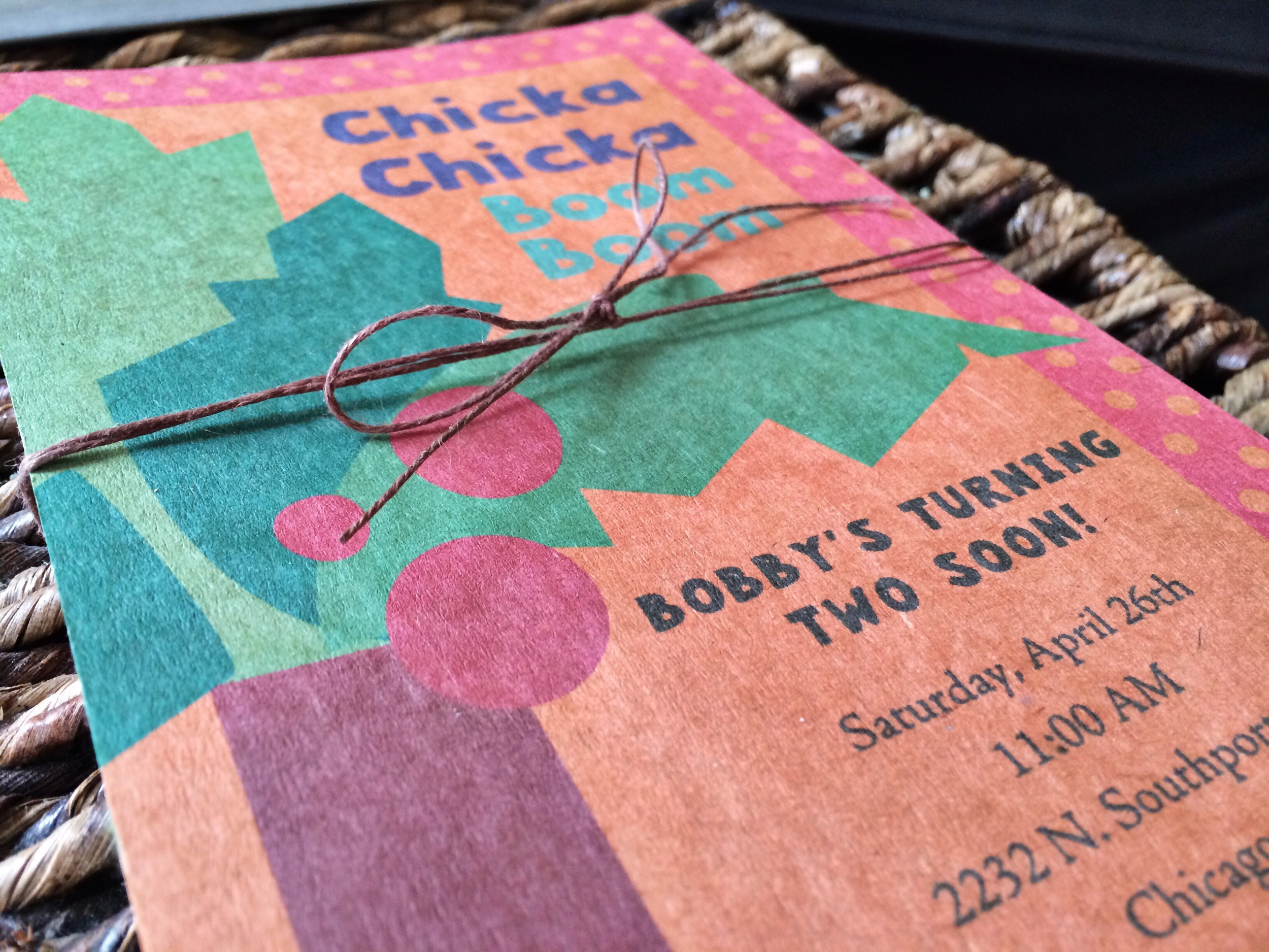 BSAZ CREATES | CHICKA CHICKA BOOM BOOM PARTY SNEAK