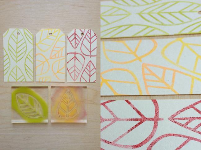 Bsaz Creates   Stamp Material DIY