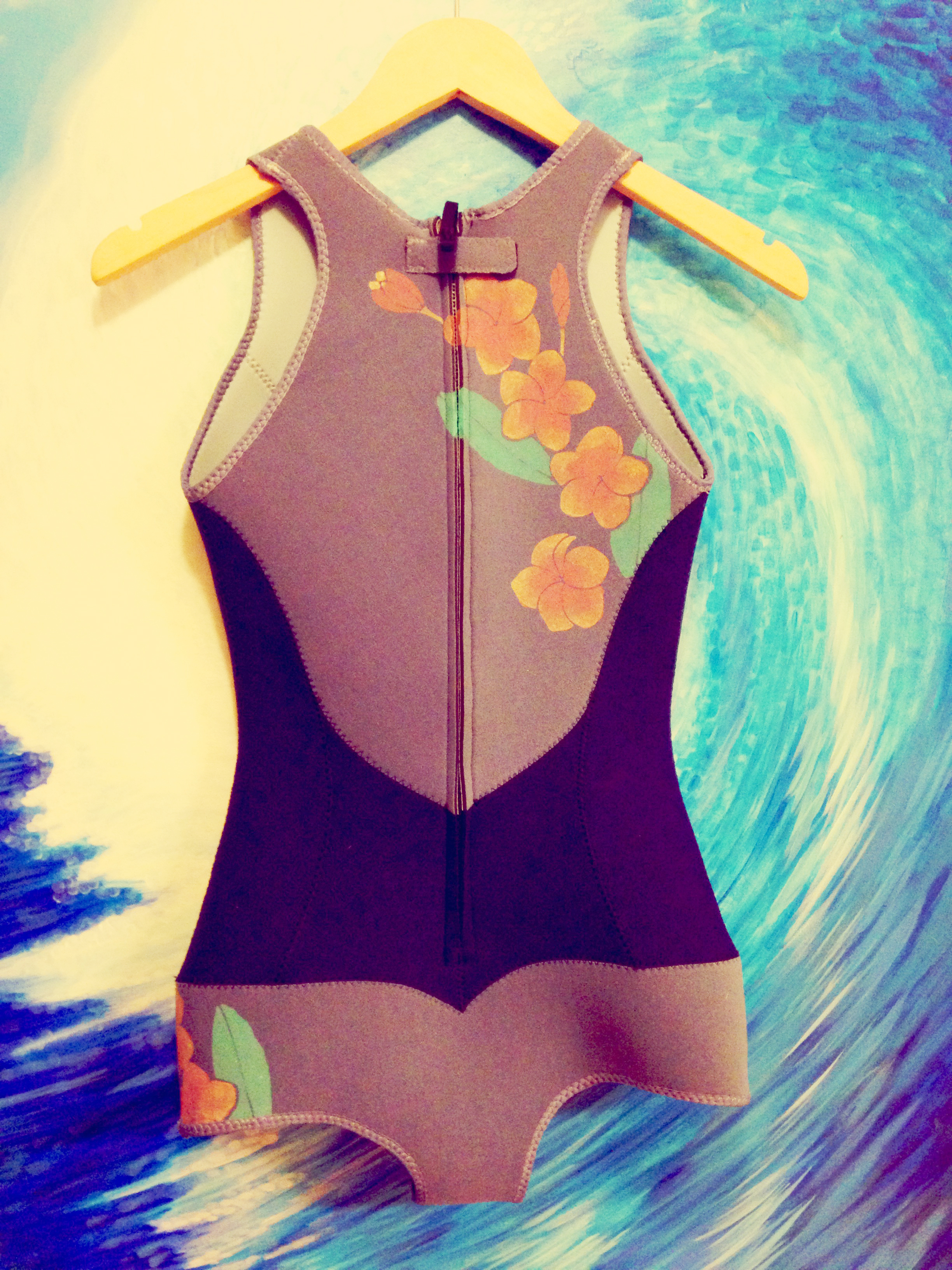 SIRENSONG ☮ WETSUITS