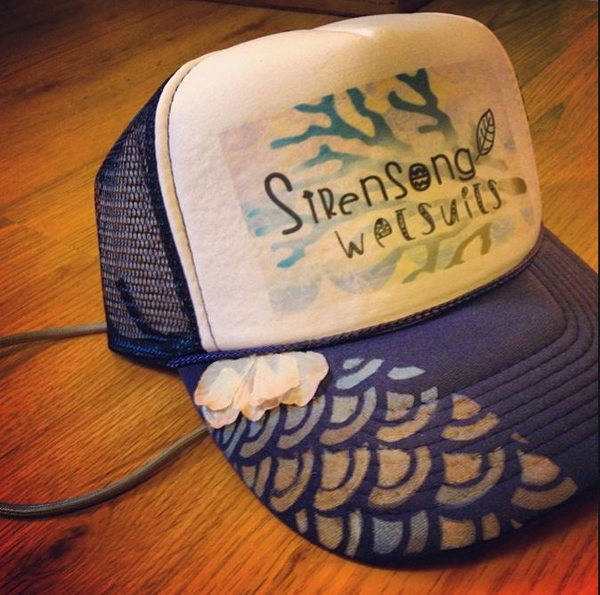 Sirensong Surf Hat