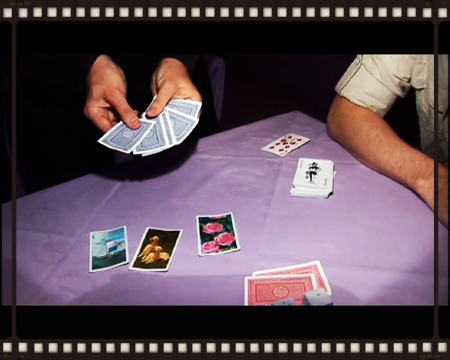 COLOUR CHANGING CARDS +