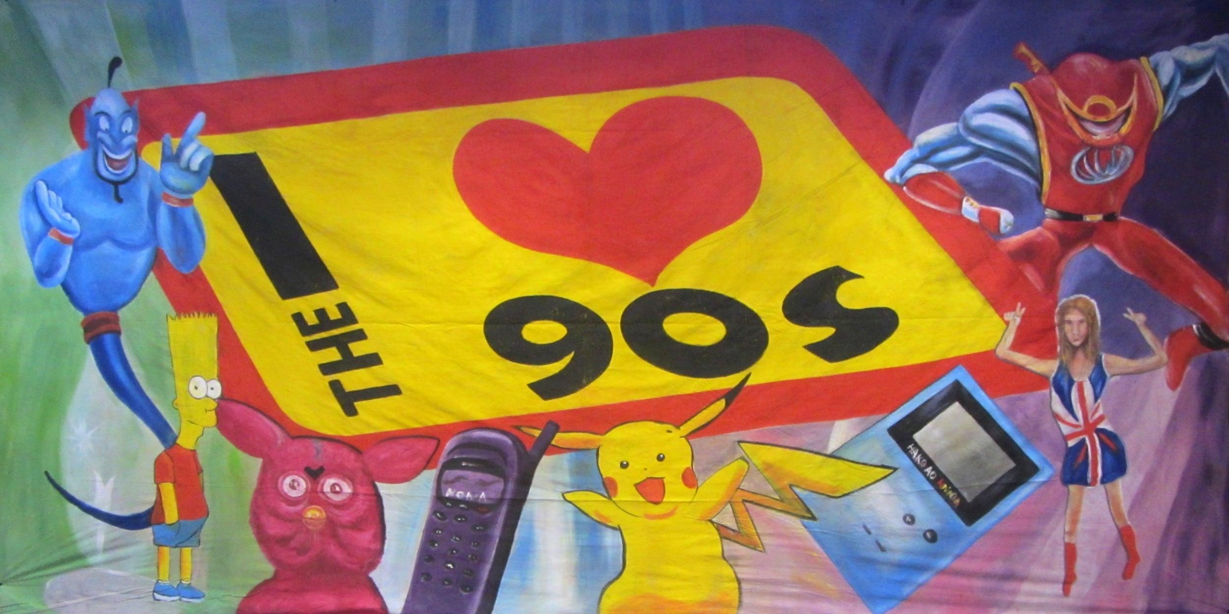1990s -