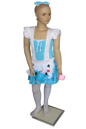 Alice - Life Sized  Dressed mannequin