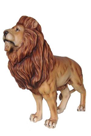 Life Size 3D Lion