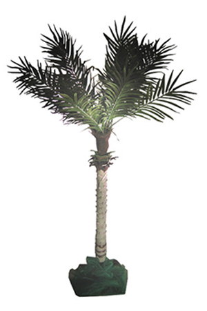 Table Centre Palms - Approx 1.2m - 20 available  We have improved the stands since this photo was taken