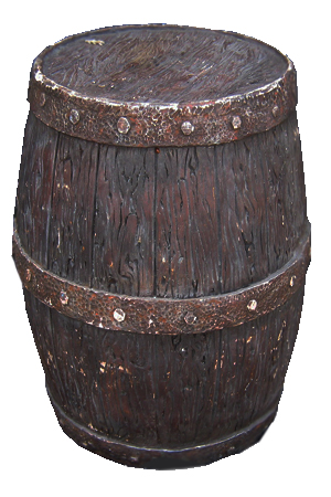 Barrels  Assorted sizes available