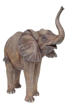 Life Size 3D baby Elephant