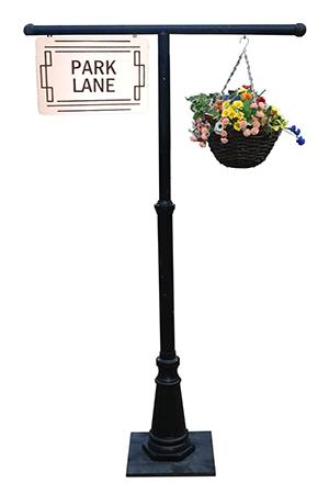 Art-deco London Street sign - 4 available