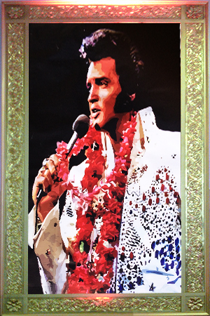 Gold frame empty - Elvis.jpg