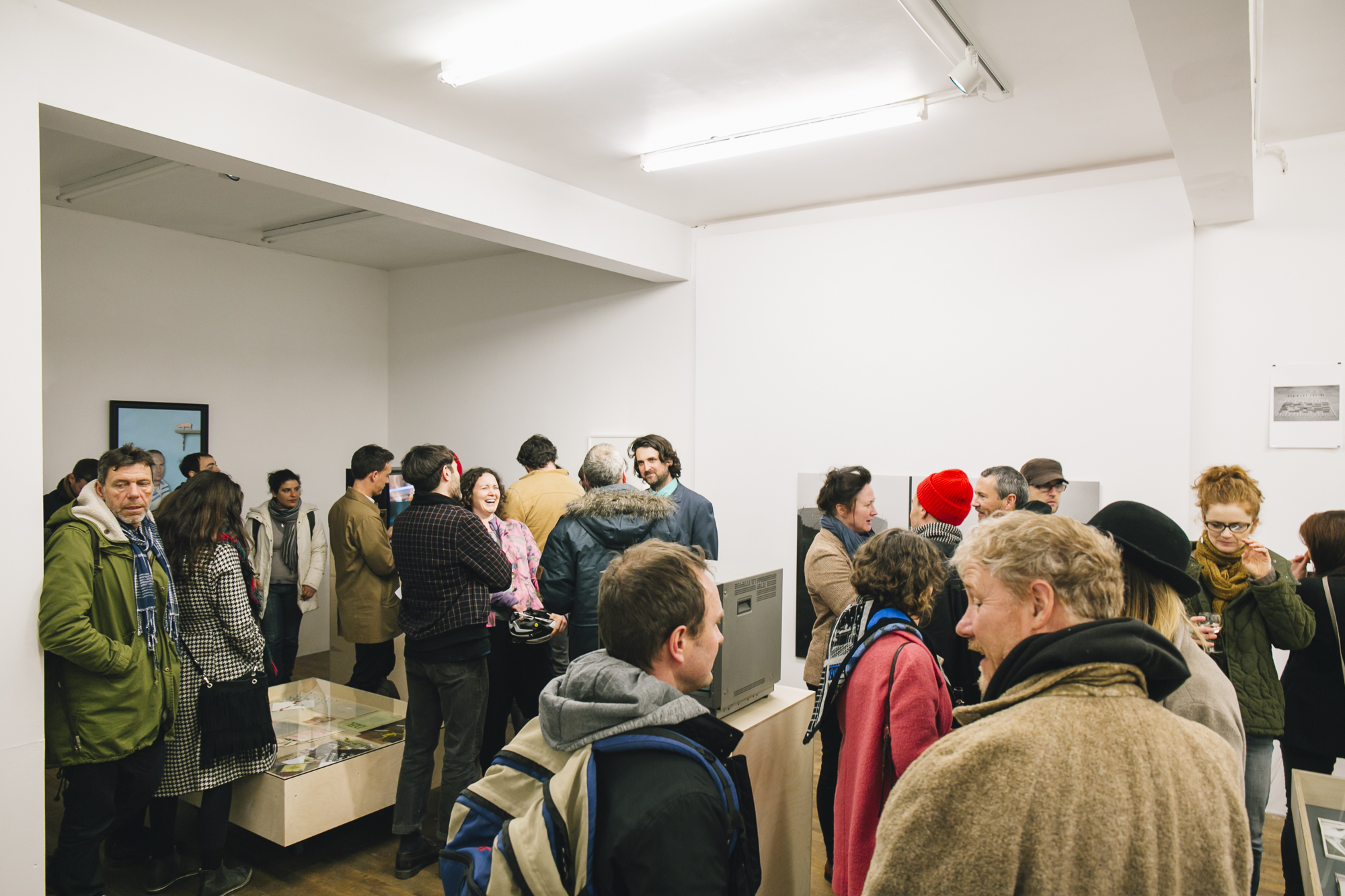 Dublin Gallery Weekend 2016: Periodical Review 20/16 Launch