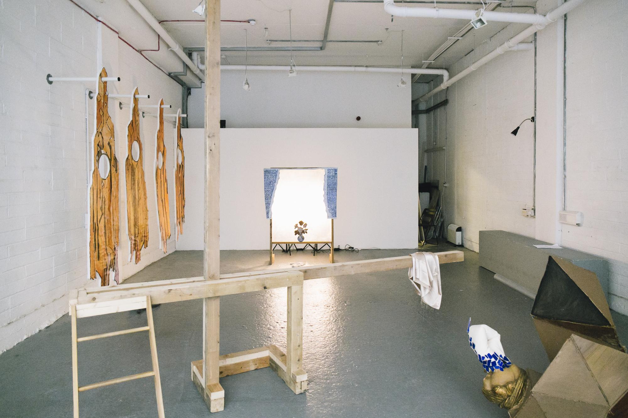 Dublin Gallery Weekend 2016: Monto Tour