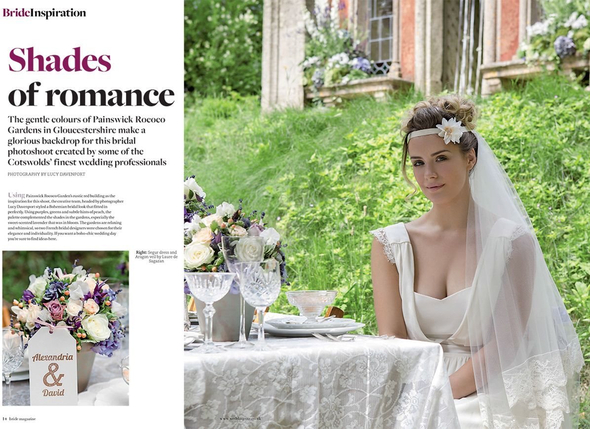 cotswold bride magazine