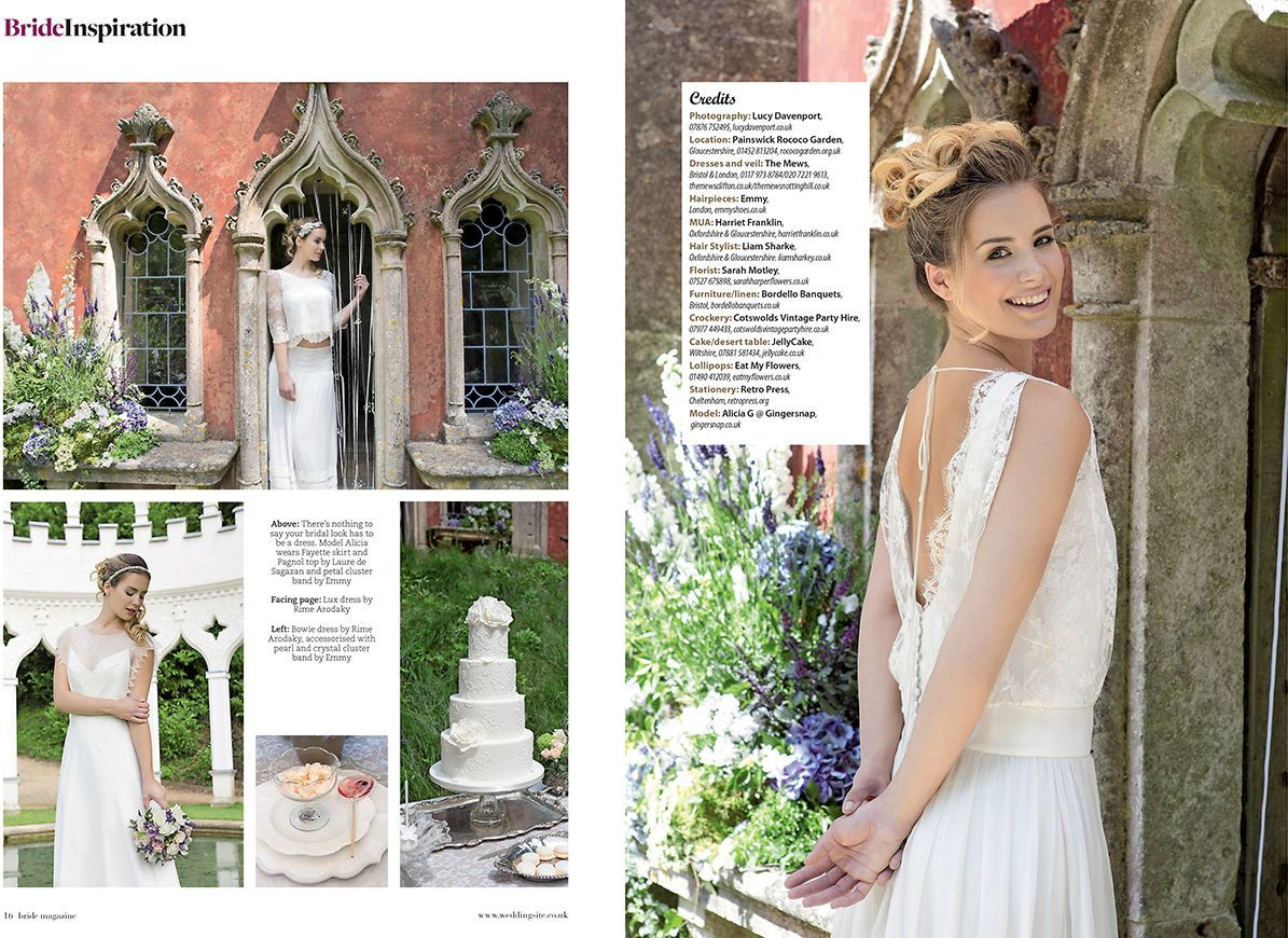 cotswold bride magazine