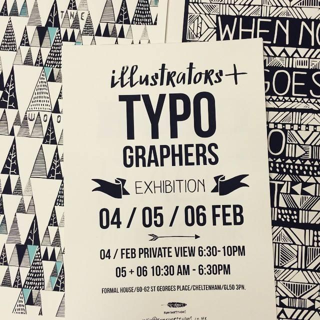 type exhibition cheltenham