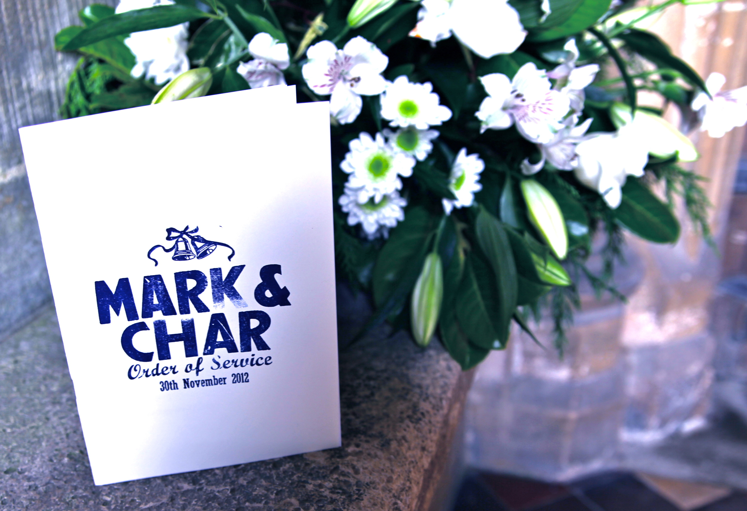 cotswold wedding stationery