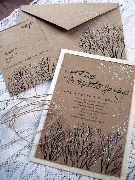 christmas party stationery