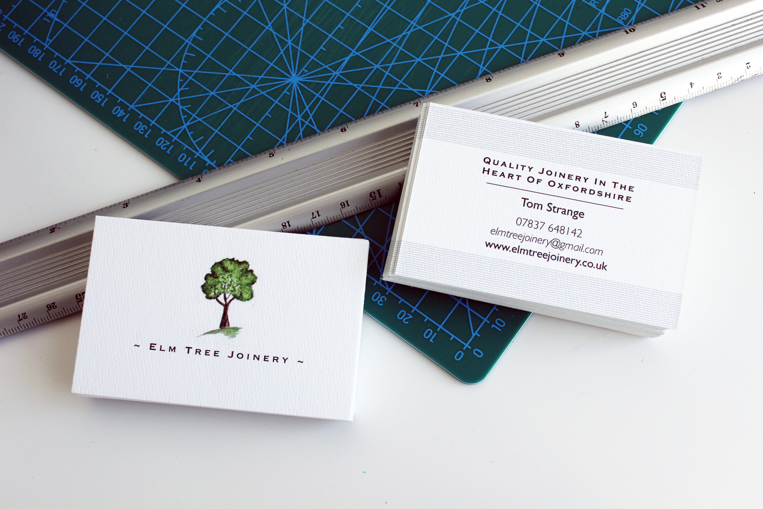 Business Stationery; Logo Design & Design of Business Cards