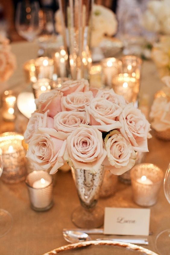 Blush pink & Gold Wedding Inspiration