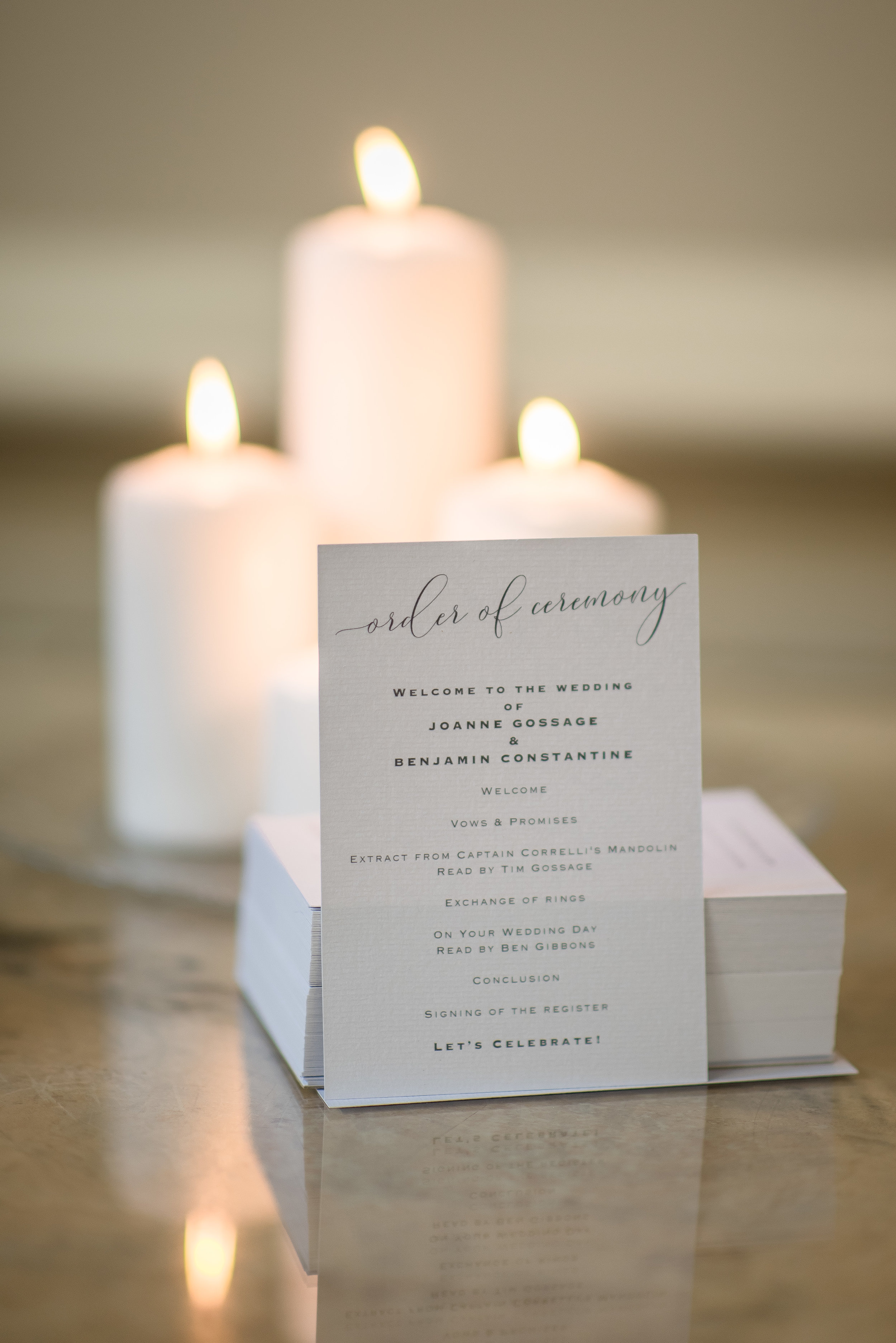 wedding stationery elmore court