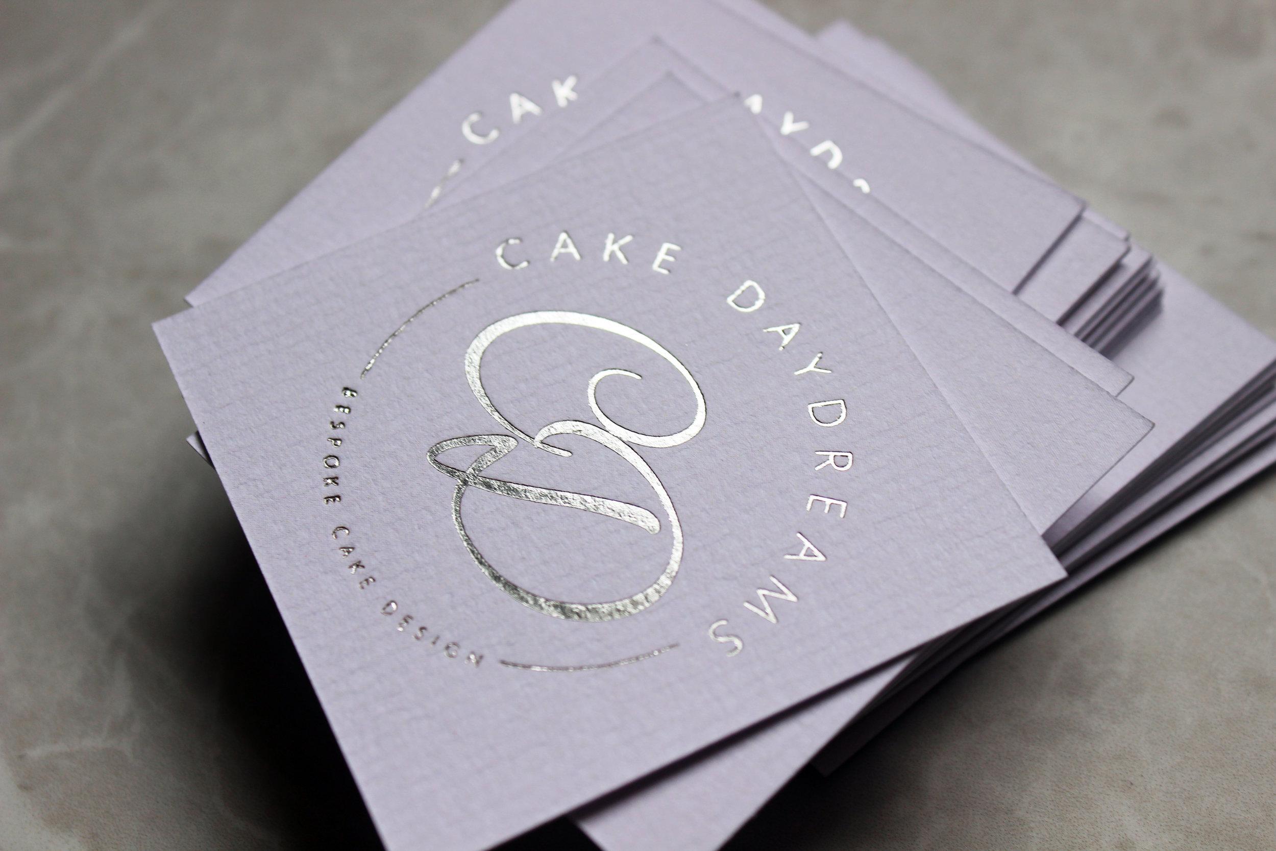 Cake Daydreams Stationery
