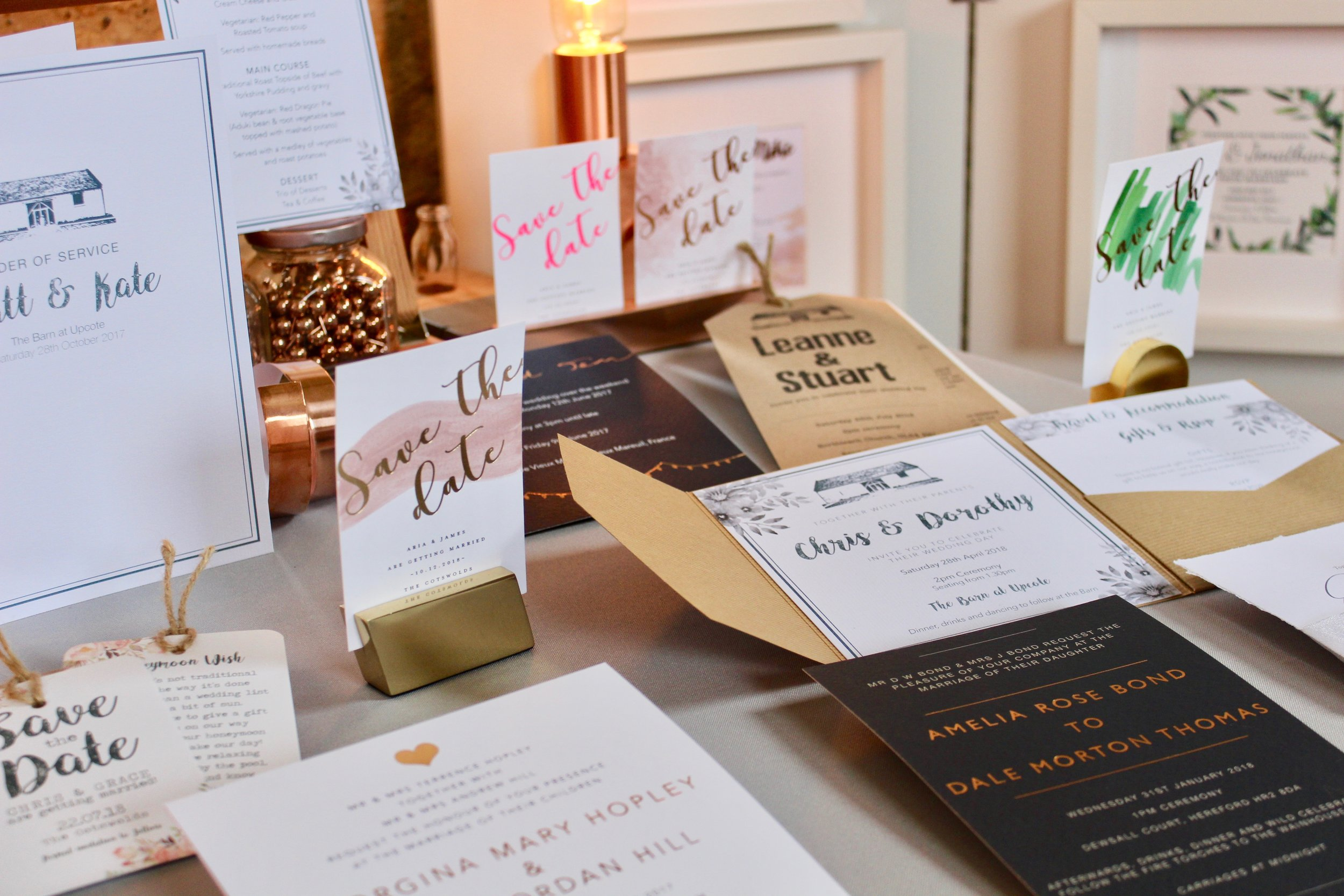 Upcote Barn Wedding Fair