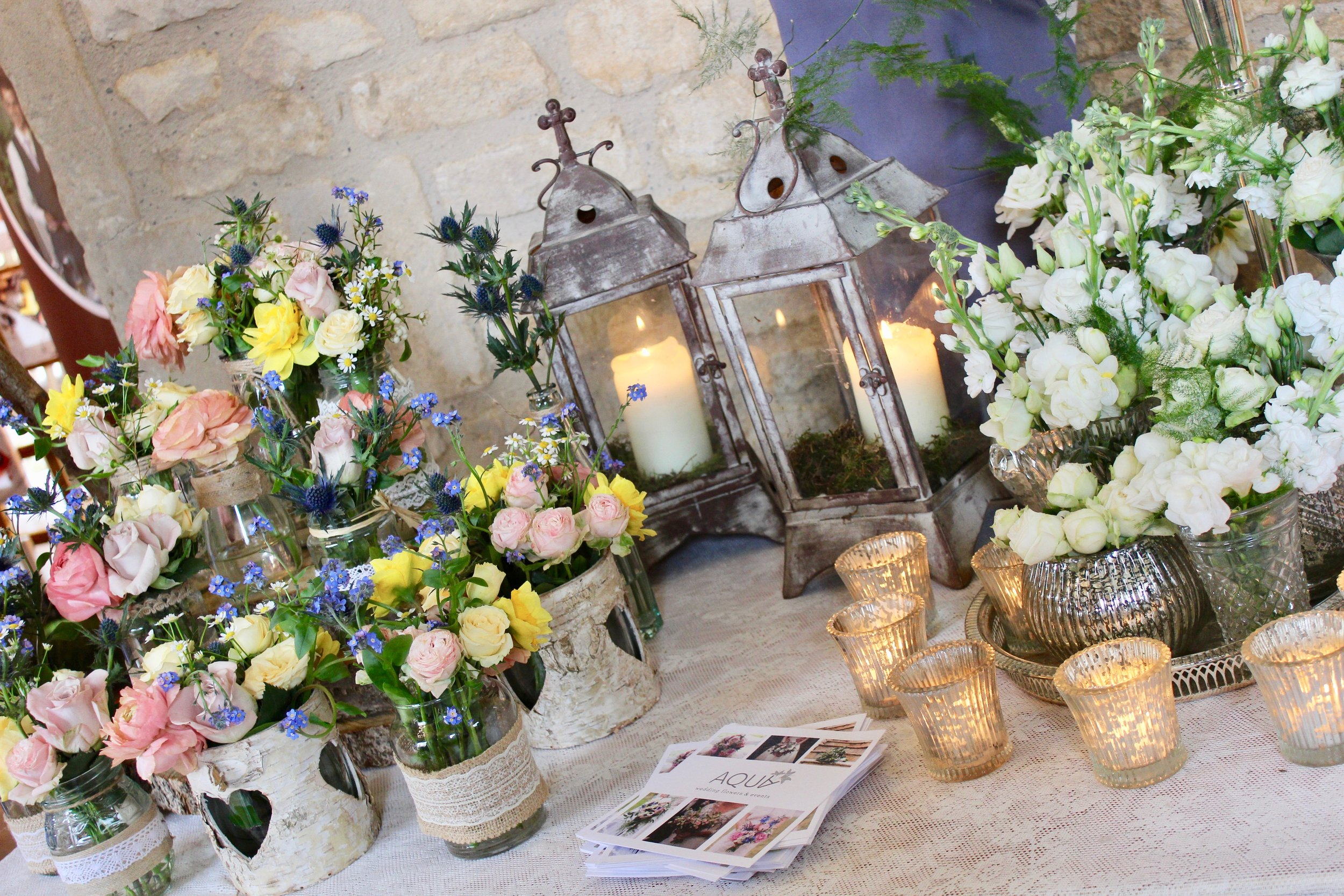 Upcote Barn Wedding Fair