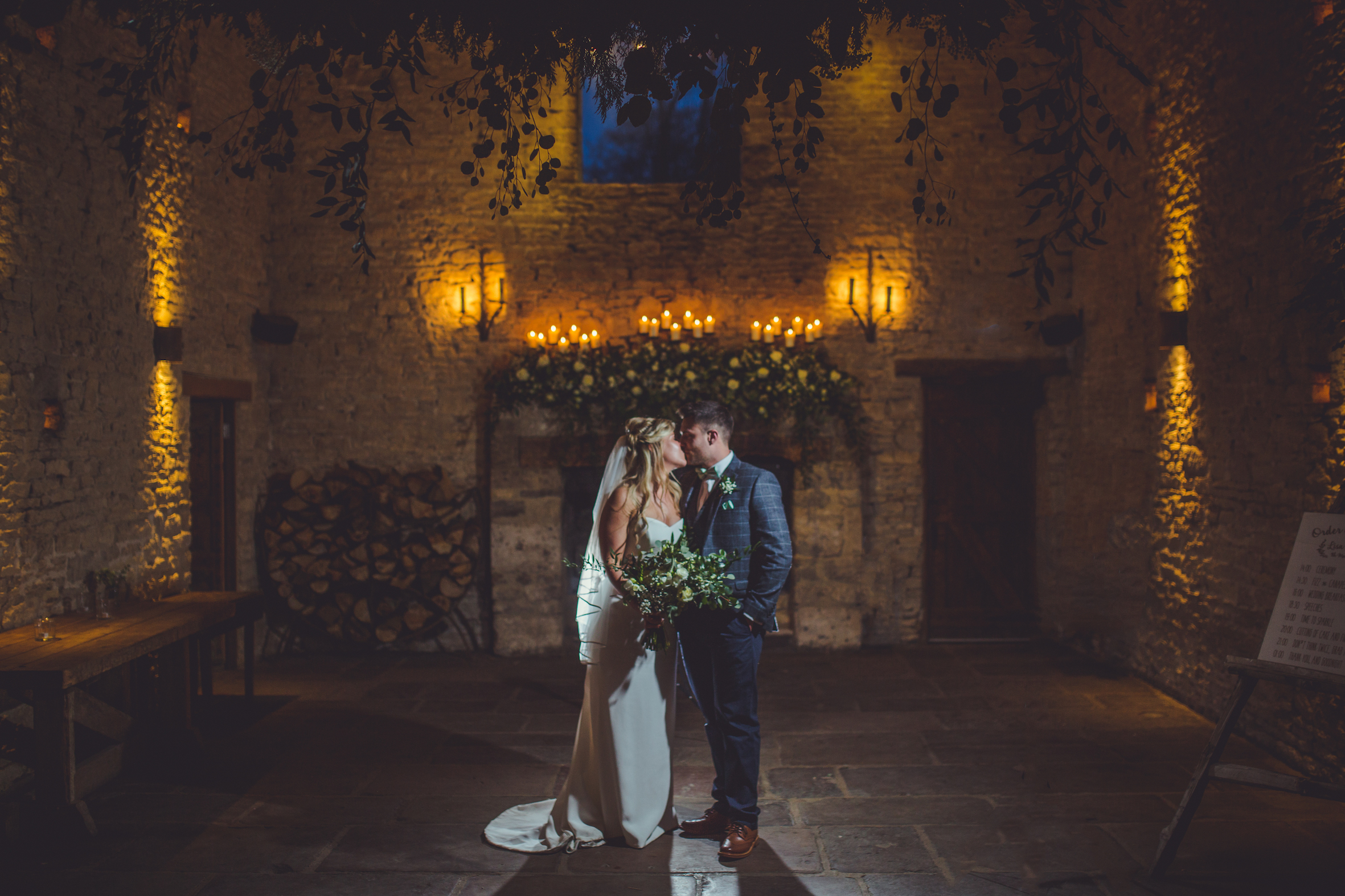 Real Wedding at Cripps Barn, the Cotswolds