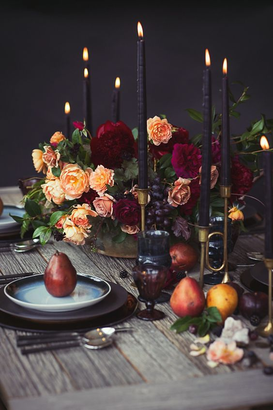 Autumnal Wedding Inspiration