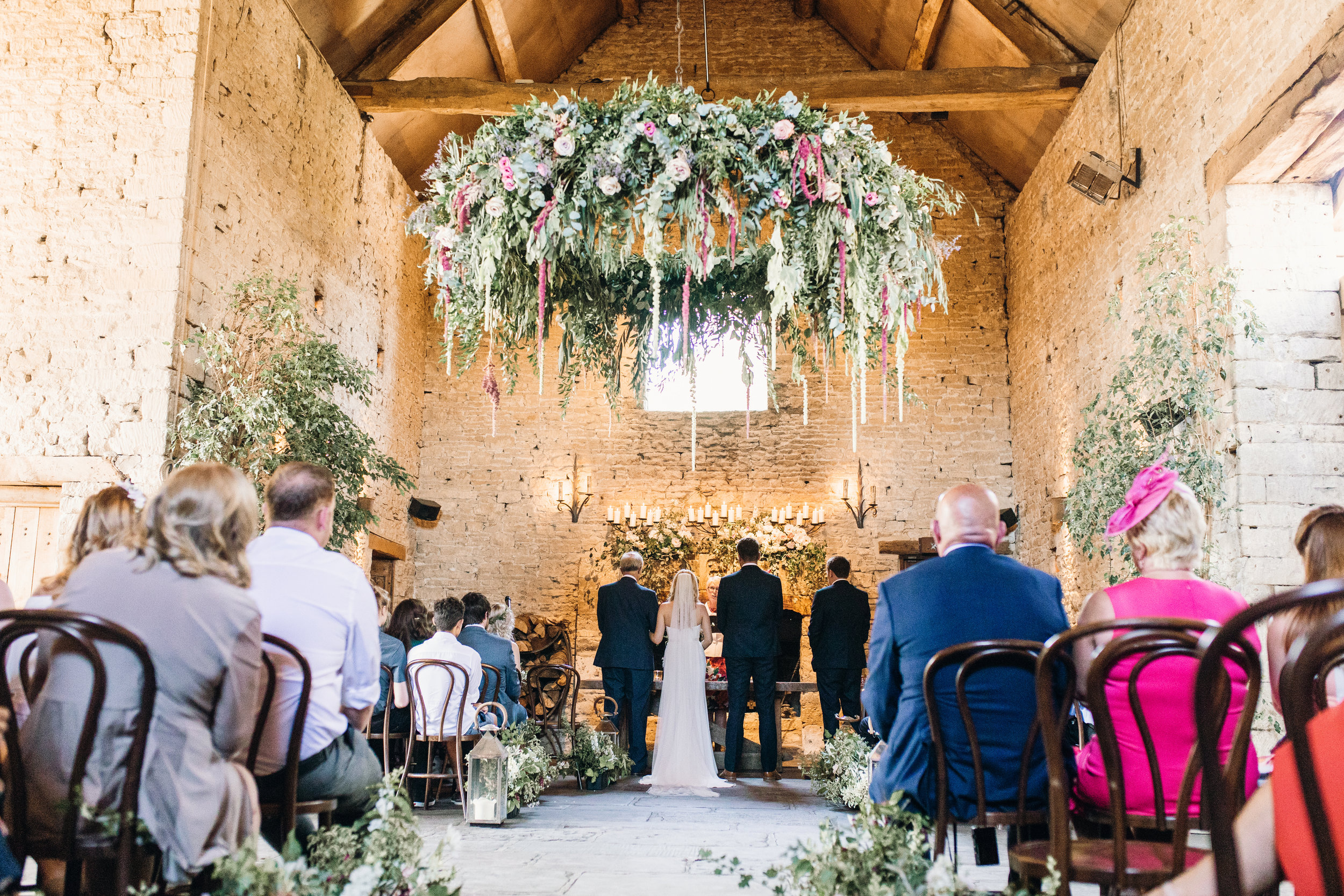 Real Wedding at Cripps Barn